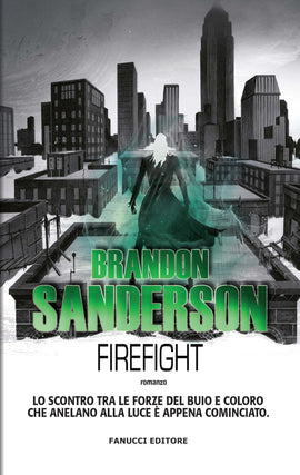 Firefight (Gli Eliminatori #2)
