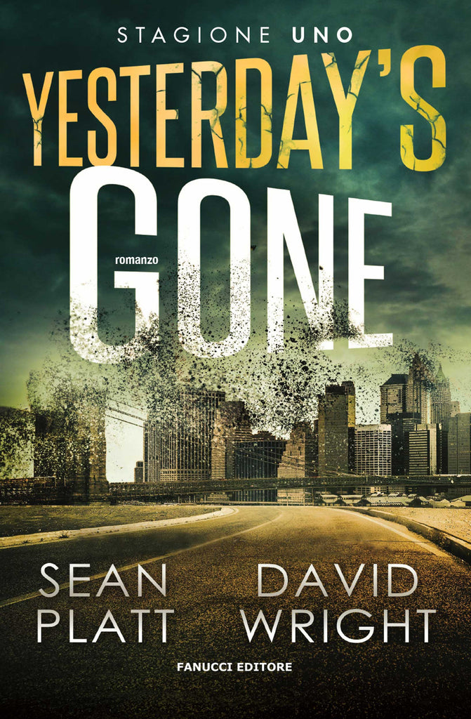 Yesterday's Gone. Stagione uno. Episodi 1 e 2