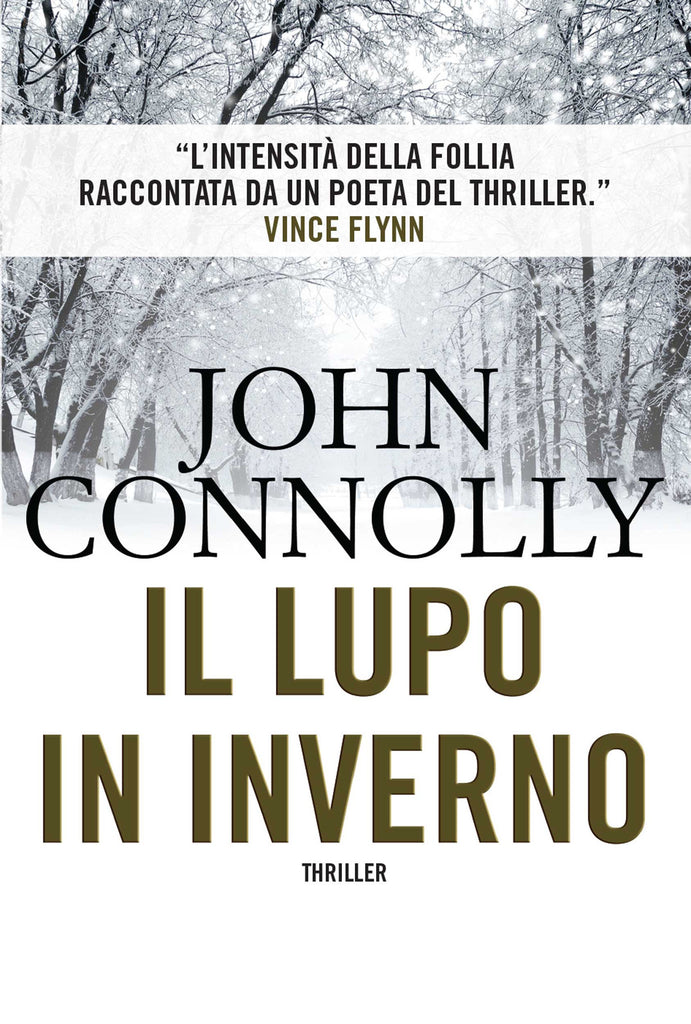 Il lupo in inverno (Charlie Parker #12)