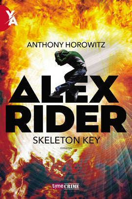 Alex Rider: Skeleton Key (Alex Rider vol. 3)