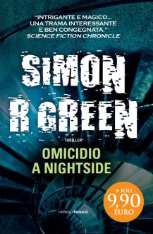 Omicidio a Nightside (Nightside #3)