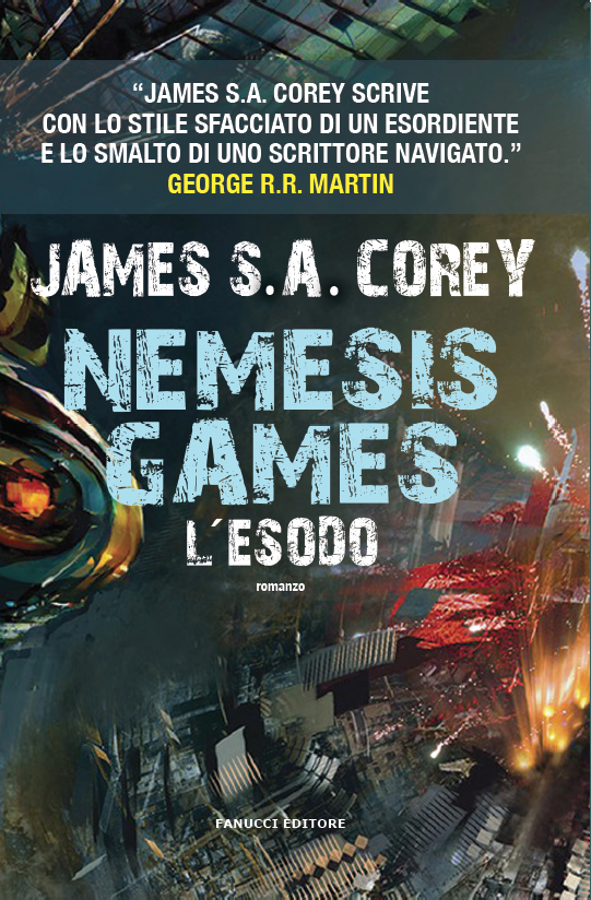 Nemesis Games. L'esodo (The Expanse #5)