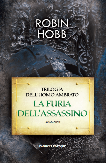 La furia dell'assassino (Uomo ambrato #2)