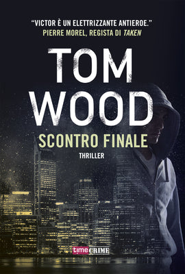 Scontro finale (Victor l'assassino #7)