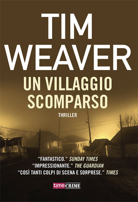 Un villaggio scomparso (David Raker #10)