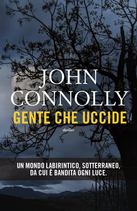 Gente che uccide (Charlie Parker #3)