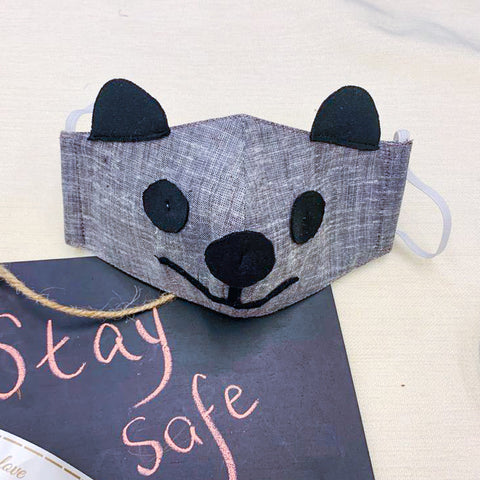 Squeaky Mouse - Kids Mask