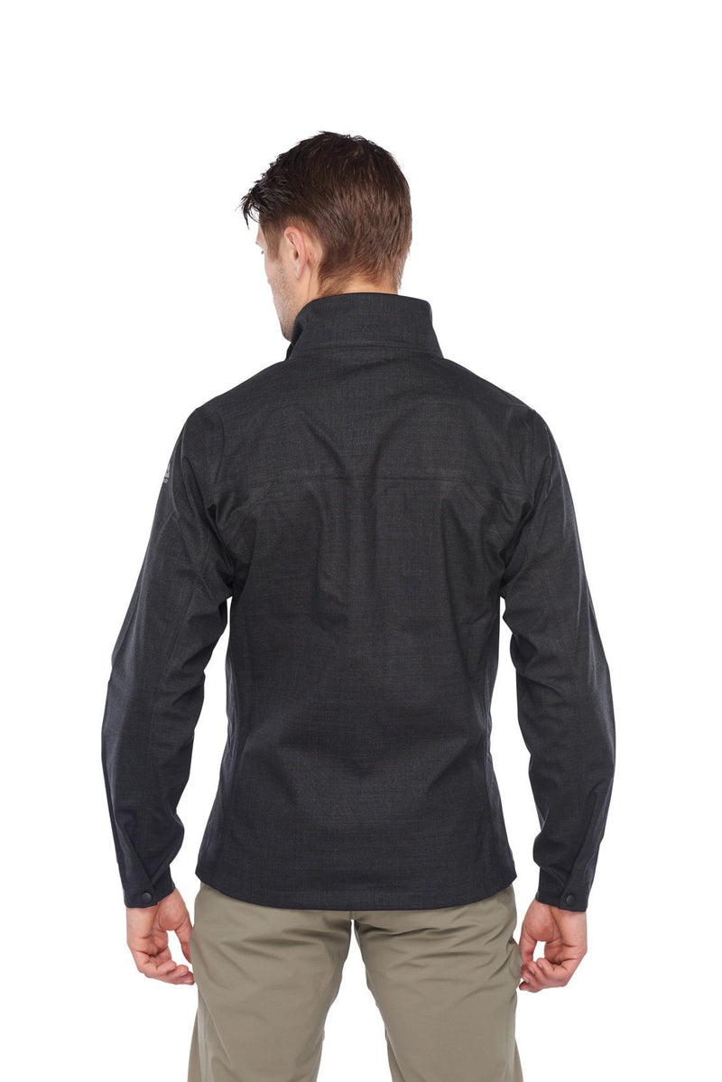 Soho Jacket, back view