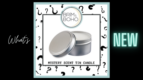 mystery scent tea candle