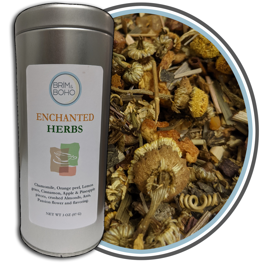 Enchanted Herbs - Herbal Tea - Brim & Boho