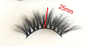 Golda Luxury 5D Lashes