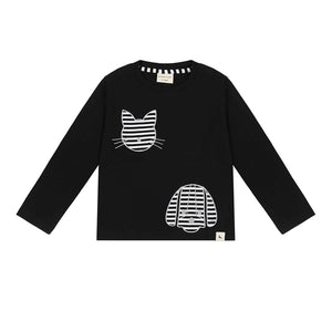 Turtledove London Percy And Maurice Applique LS Top