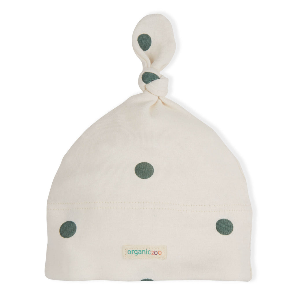 Organic Zoo Polka Dot Hat
