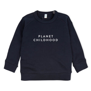 Organic Zoo Planet Childhood Sweatshirt