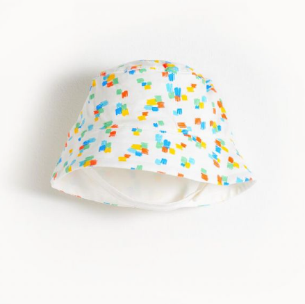 Bonnie Mob Dixon Multicolour Print Sun Hat