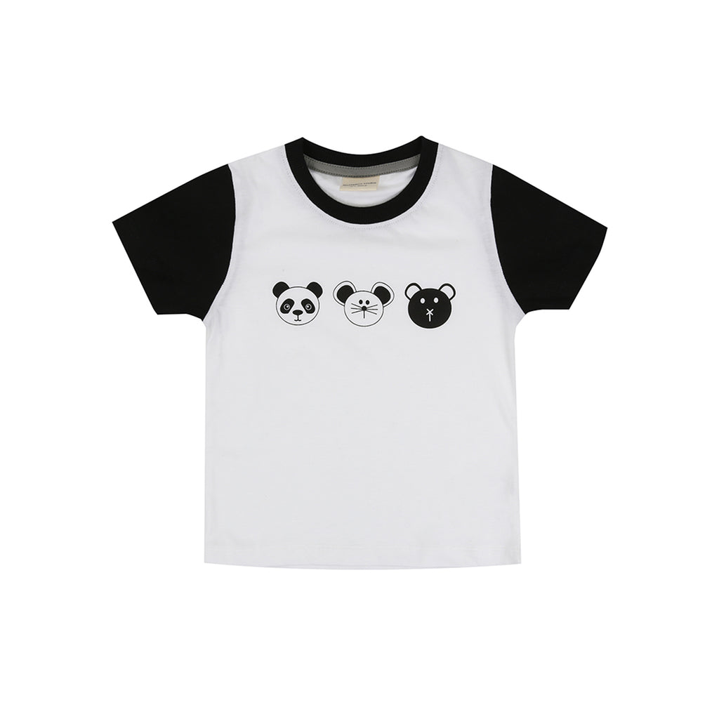 Turtledove London Printed Character T-Shirt