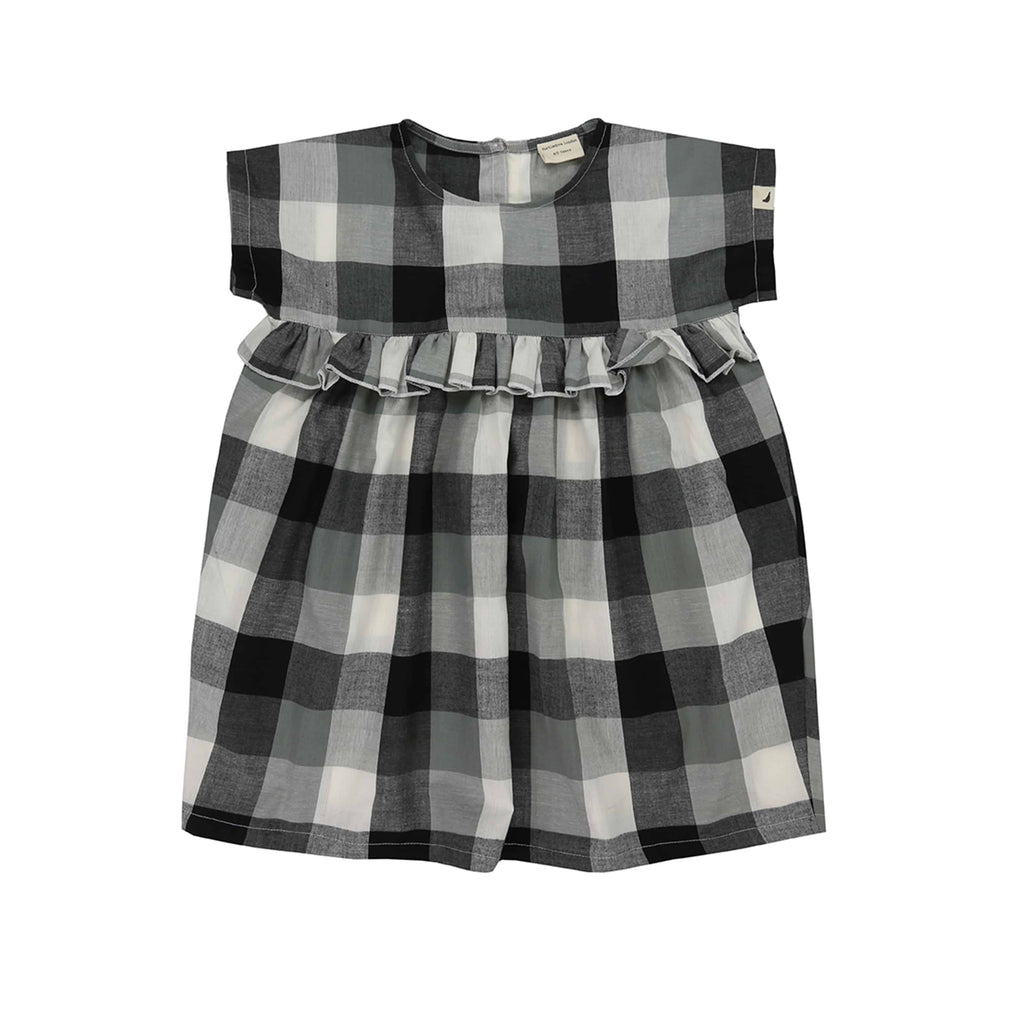 Turtledove London Check Woven Dress