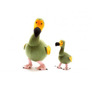 Knitted Dodo Medium Toy