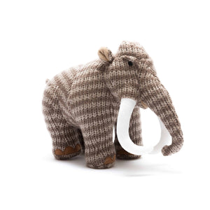 Knitted Medium Wooly Mammoth