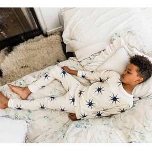 Sleepy Doe Sunshine Dusk Kids PJ Set