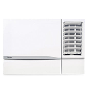 Carrier 2.0 HP Window Type Aircon with 12-Hour Timer (Side Discharge) | Model: WCARH019EC