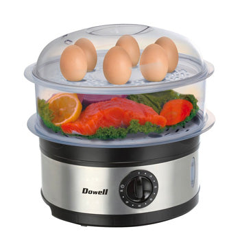 Dowell Food Steamer | Model: FS-13S2