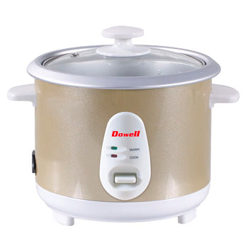 Dowell 8 Cups Rice Cooker | Model: RC-80G