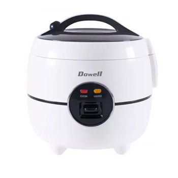 Dowell 1L 5 Cups Rice Cooker with Steamer | Model: RCJ-05H