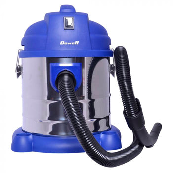Dowell 20L Stainless Vacuum Cleaner | Model: VC-250SS