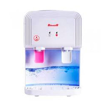 Dowell Table Top Water Dispenser (Hot & Room Temp) | Model: WDT-50H