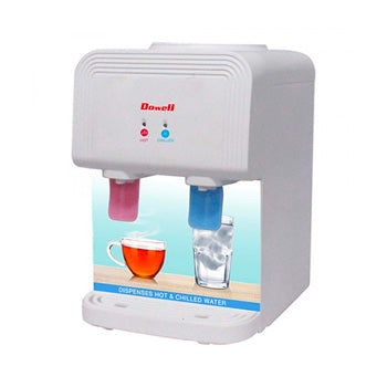 Dowell Table Top Water Dispenser (Hot & Cold) | Model: WDT-80