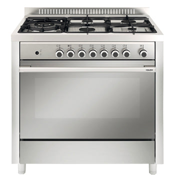 Tecnogas 90cm Cooking Range (5 Gas Burner, Electric Oven and Grill) | Model: MX9150VM8