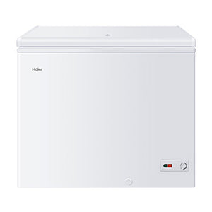 Haier 11 cu. ft. Solid Top Chest Freezer / Chiller (Dual Function) | Model: BD-319HDV6