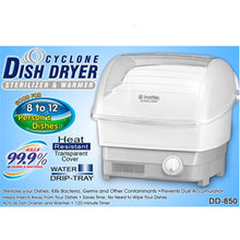 Load image into Gallery viewer, Imarflex Cyclone Dish Dryer, Sterilizer and Warmer | Model: DD-850