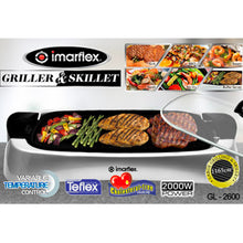 Load image into Gallery viewer, Imarflex Griller and Skillet | Model: GL-2600