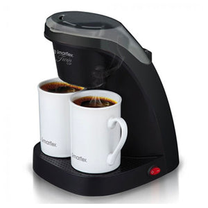 Imarflex Twin Cup Coffee Maker | Model: ICM-200