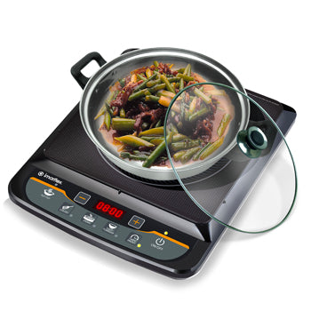 Imarflex Single Burner Induction Cooker | Model: IDX-1000