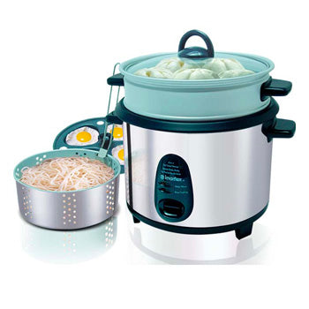 Imarflex 1.4L 7 cups 6-in-1 Rice Cooker | Model: IRC-14S