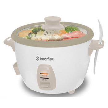 Imarflex 1.8L 10 cups Rice Cooker | Model: IRC-180PC