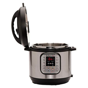 INSTANT POT Duo 7-in-1 Multi-Use Programmable Cooker (6 Quart) with FREE Silicone Mini Mitts | Model: D60SPMM