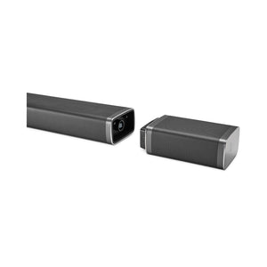 JBL 5.1-Channel 4K Ultra HD Soundbar with True Wireless Surround Speakers | Model: Bar 5.1 Essential