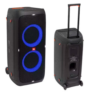 JBL Portable Party Speaker with Dazzling Lights and Powerful JBL Pro Sound | Model: Partybox 310