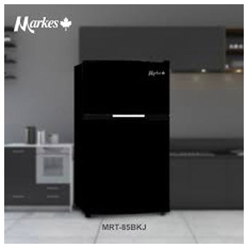 Markes 2.8 cu. ft. Two Door Personal Refrigerator | Model: MRT-85KBJ