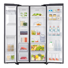 Load image into Gallery viewer, Samsung 23.9 cu. ft. Side by Side No Frost Inverter Refrigerator | Model: RS64R5301B4