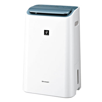 Sharp Plasmacluster Ion Air Purifier with Dehumidifier (24 sqm) | Model: DW-E16FP-W