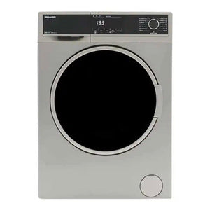 Sharp 8.0 kg Front Load Inverter Washing Machine | Model: ES-FL0818W SL