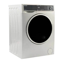 Load image into Gallery viewer, Sharp 8.0 kg Front Load Inverter Washing Machine | Model: ES-FL0818W SL