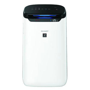Sharp Plasmacluster Ion Air Purifier with HEPA Filter (48 sqm) | Model: FP-J60E-W