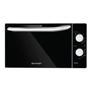 Sharp 20L Mechanical Microwave Oven | Model: R-61E