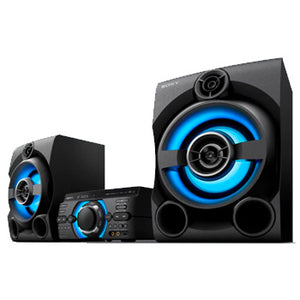 Sony High Power Audio System with DVD | Model: MHC-M60D